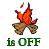 Burn Ban is OFF!